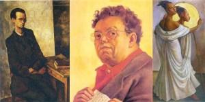 Art Study in Spanish Diego Rivera Latin American Art