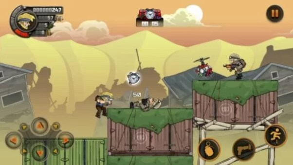Best Android Games upto 100MB