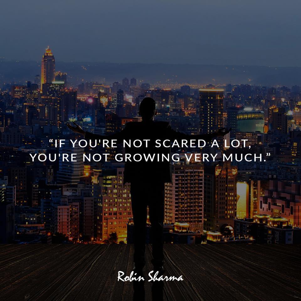 Geloof dat je dingen zal kunnen doen die je vandaag nog niet kan. Zet je doel en ga ervoor.