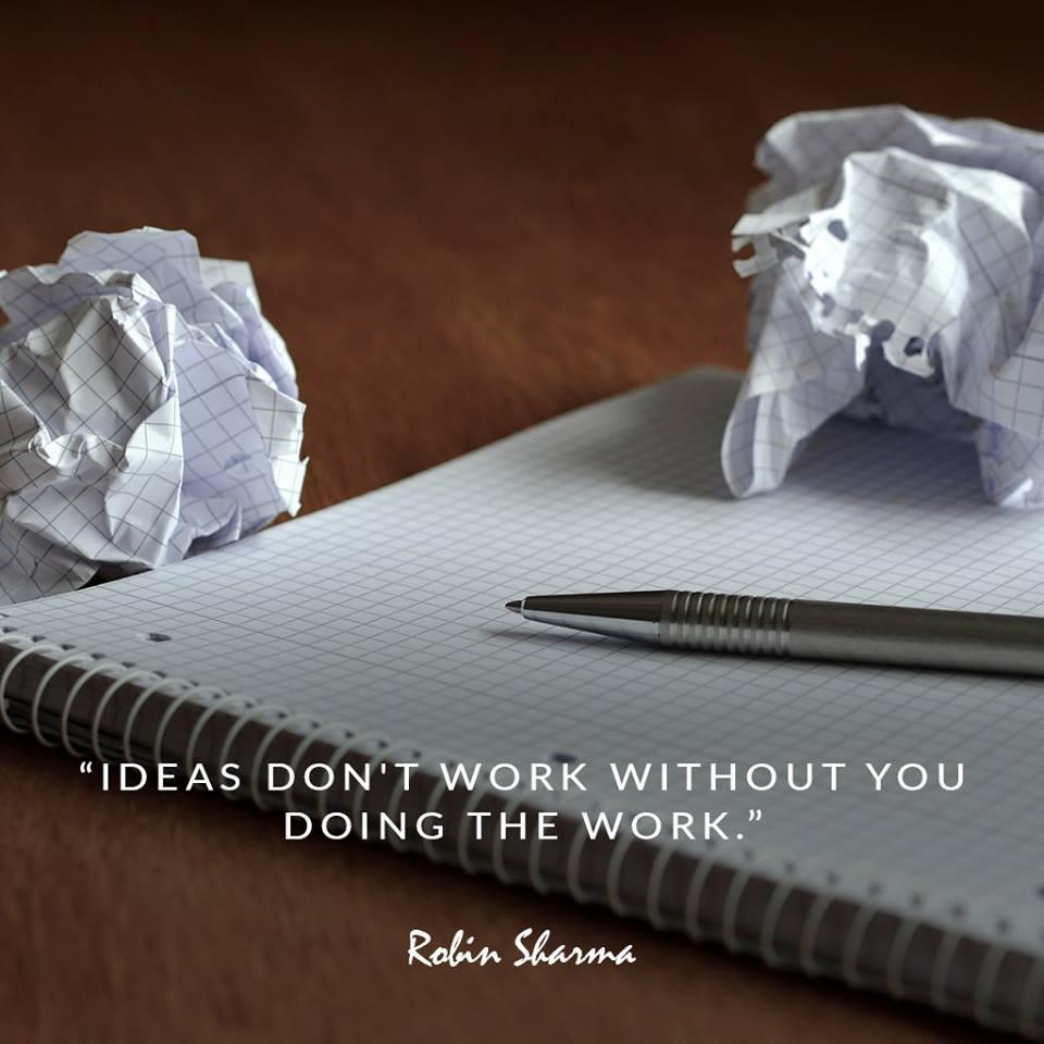 Ideas & work