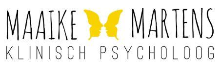 Maaike Martens - Klinisch psycholoog