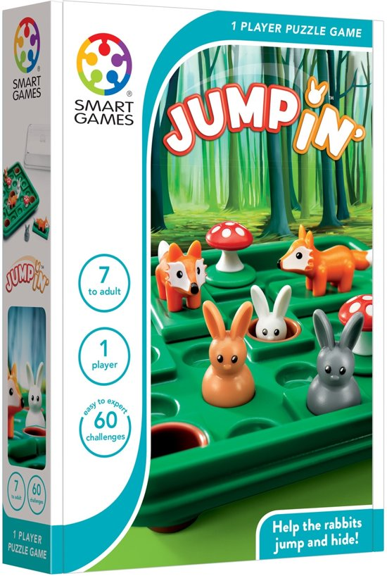 Smart Games Jump In'