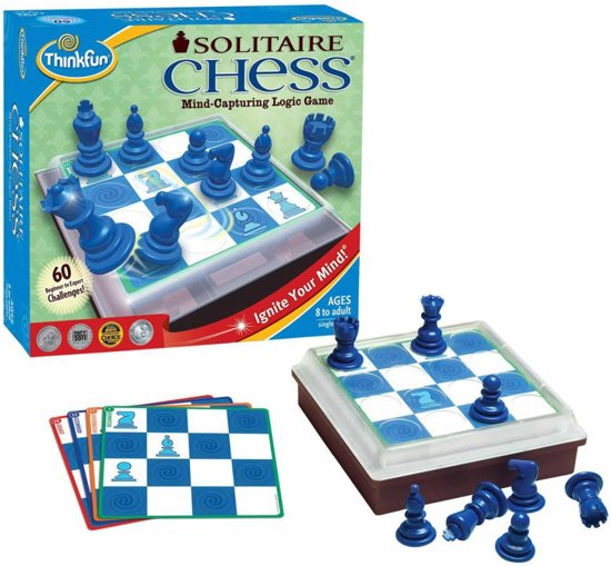 Solitaire Chess - Breinbreker