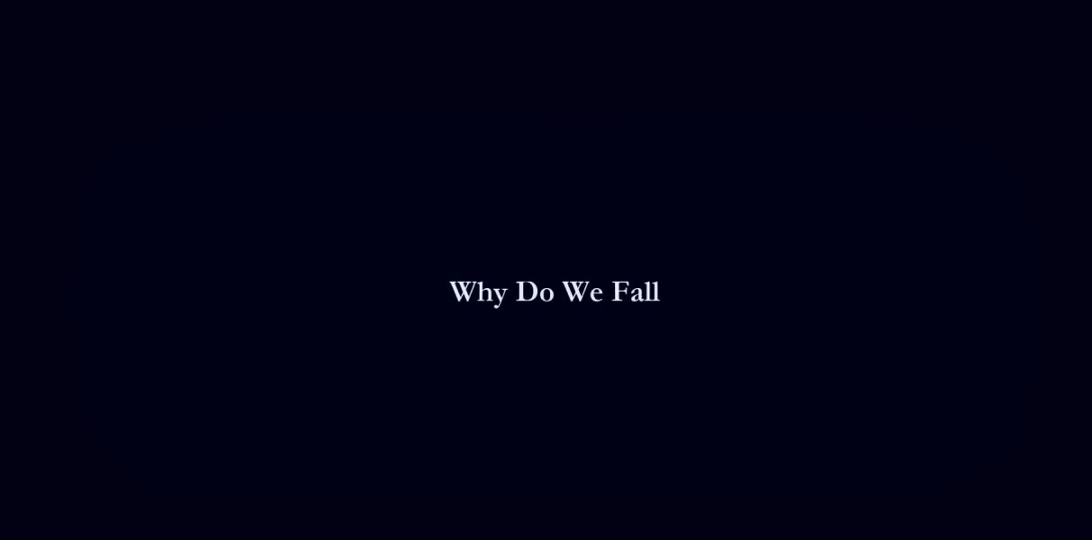 Why Do We Fall : Growth-Mindset
