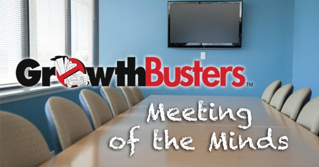 GrowthBusters Planning Meetings