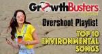 Overshoot Playlist: Top Environmental Songs