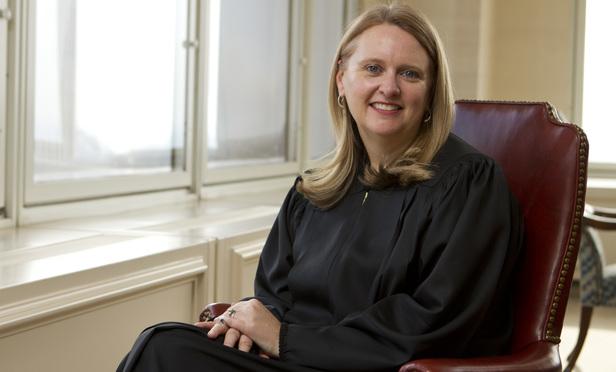 Judge Leigh May