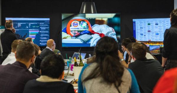Here's What Happened Inside Tide's Super Bowl #LaundryLater War Room – Adweek