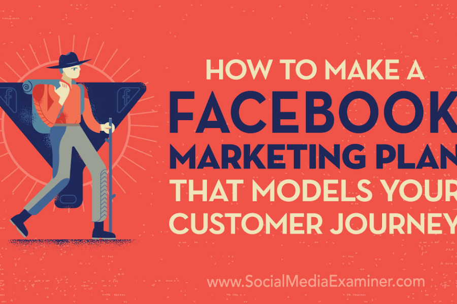 How to Create a Facebook Marketing Plan That Models Your Customer Journey : Social Media Examiner