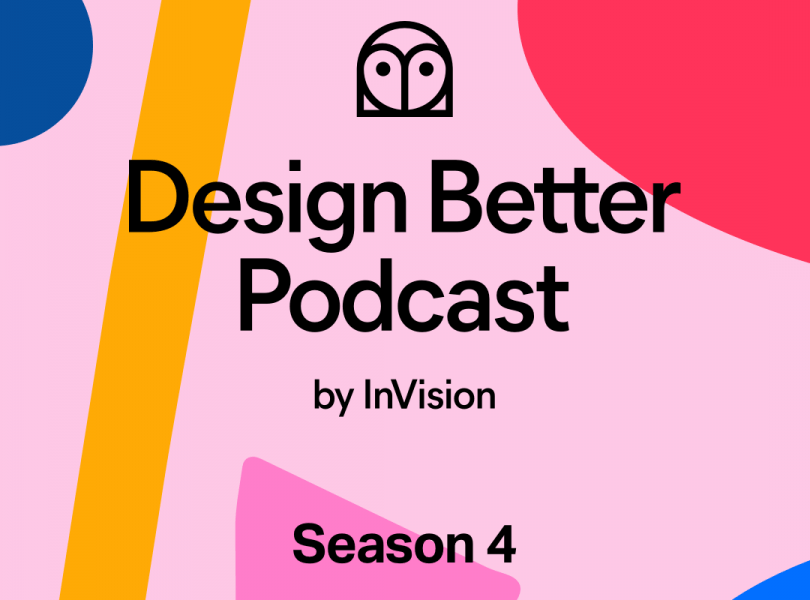 The new season of The Design Better Podcast premieres today!