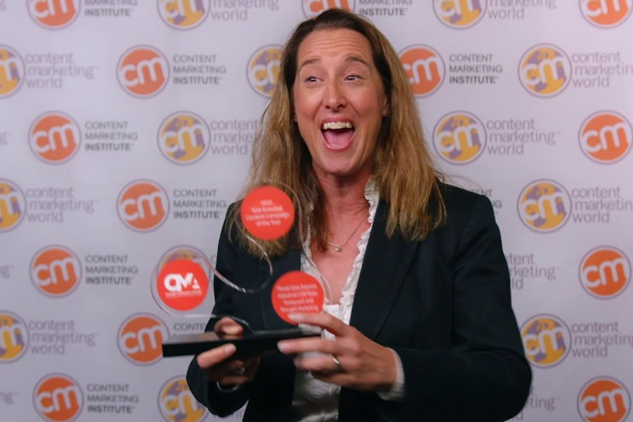 Content Marketing Awards Program 2020 - Submit Your Entries!