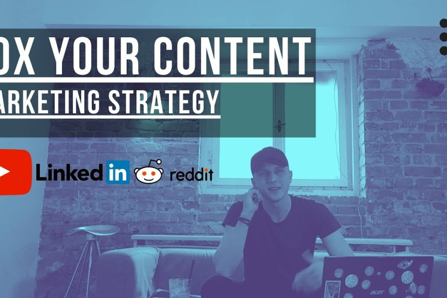 Content Marketing Strategy Hacks & Tips For 2020 |  Distribution Channel First ;)