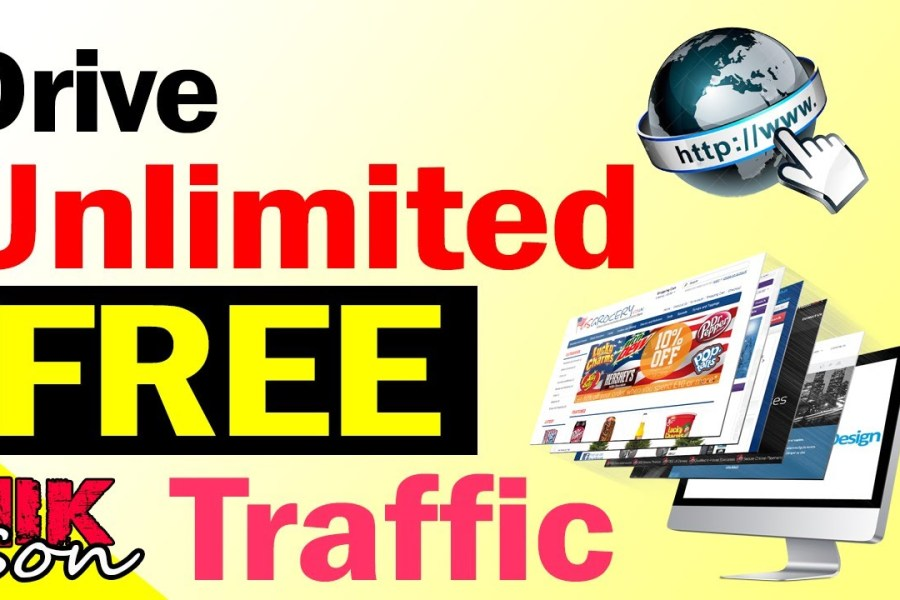 Easy FREE Traffic to website 2020