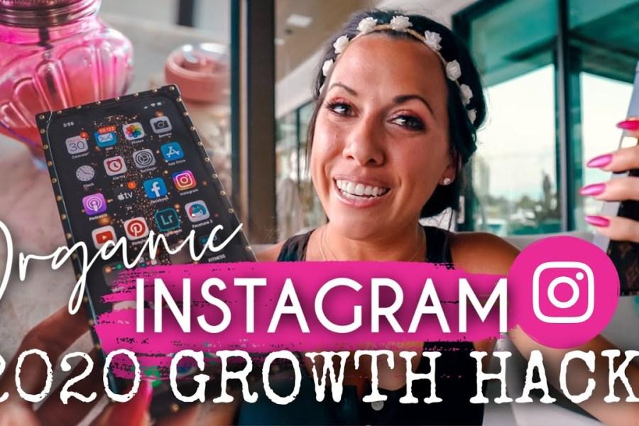 Organic Instagram Hacks 2020 | How To Grow Followers Fast