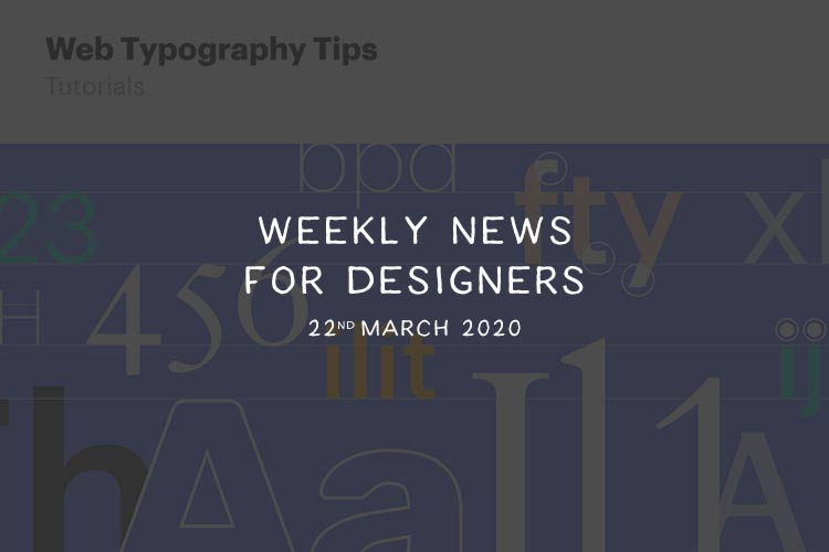 Weekly News for Designers № 532