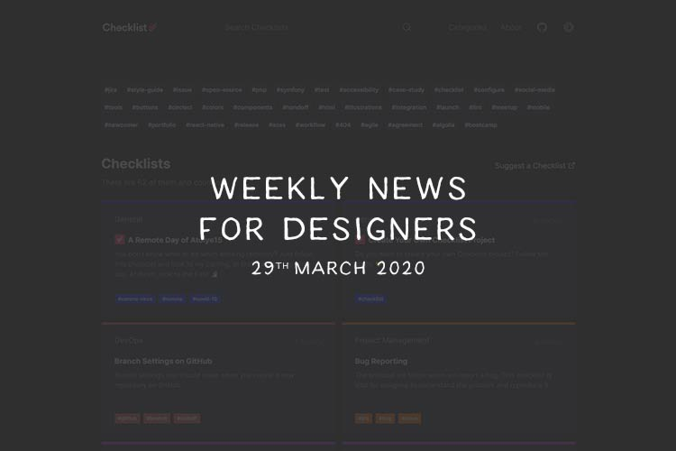 Weekly News for Designers № 533