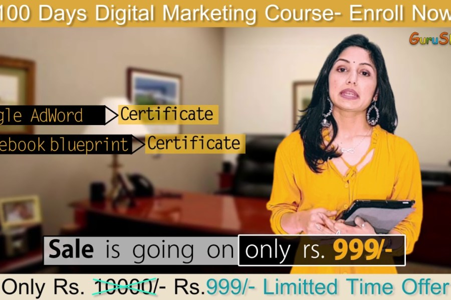 Learn Complete Digital Marketing 2020 Advanced