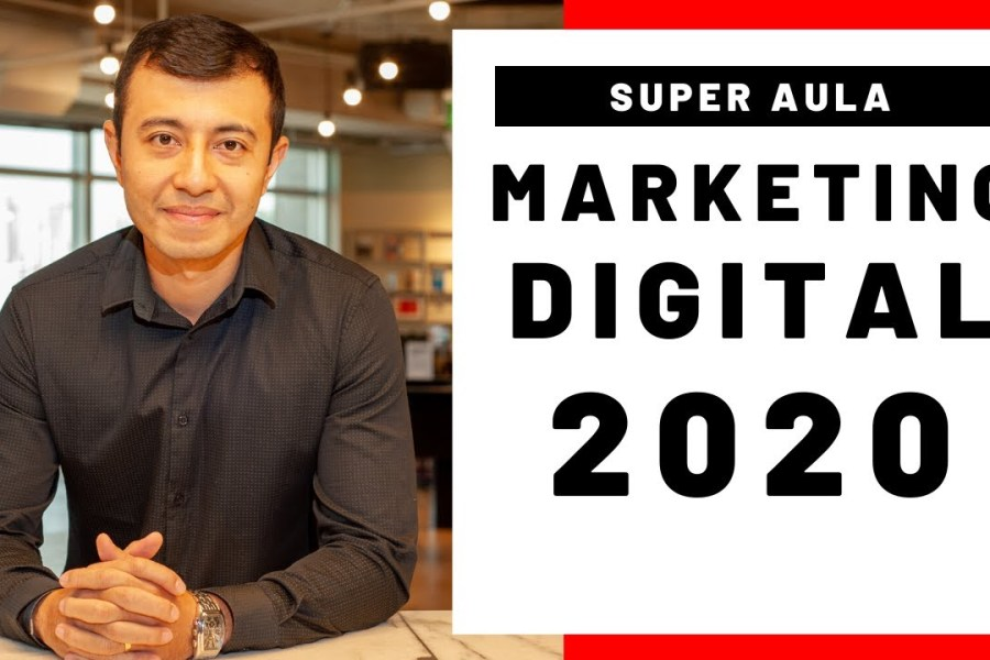 Super Aula - Planejamento de Marketing Digital 2020