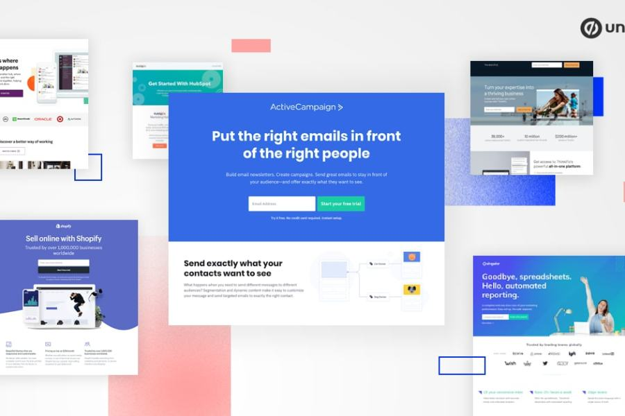 The 20 Best B2B Landing Page Examples of 2020