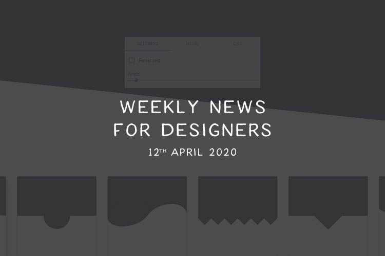 Weekly News for Designers № 535