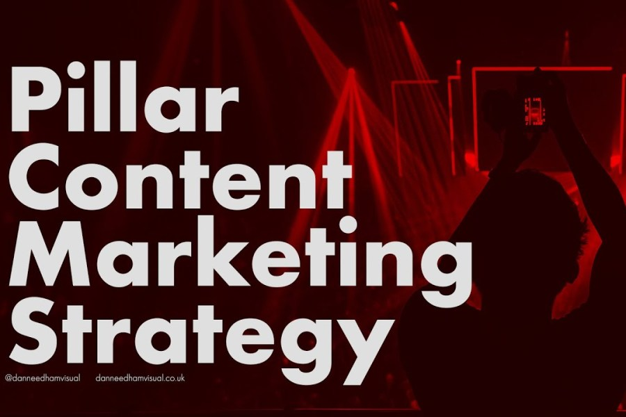 Pillar Content Marketing Strategy for 2020 | Creating and Distributing Original Ideas