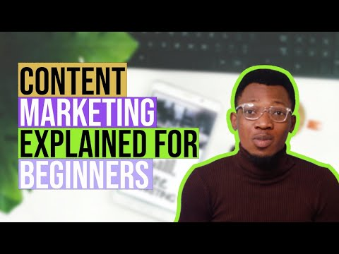 Search Engine Marketing | Content Marketing Explained For Beginners