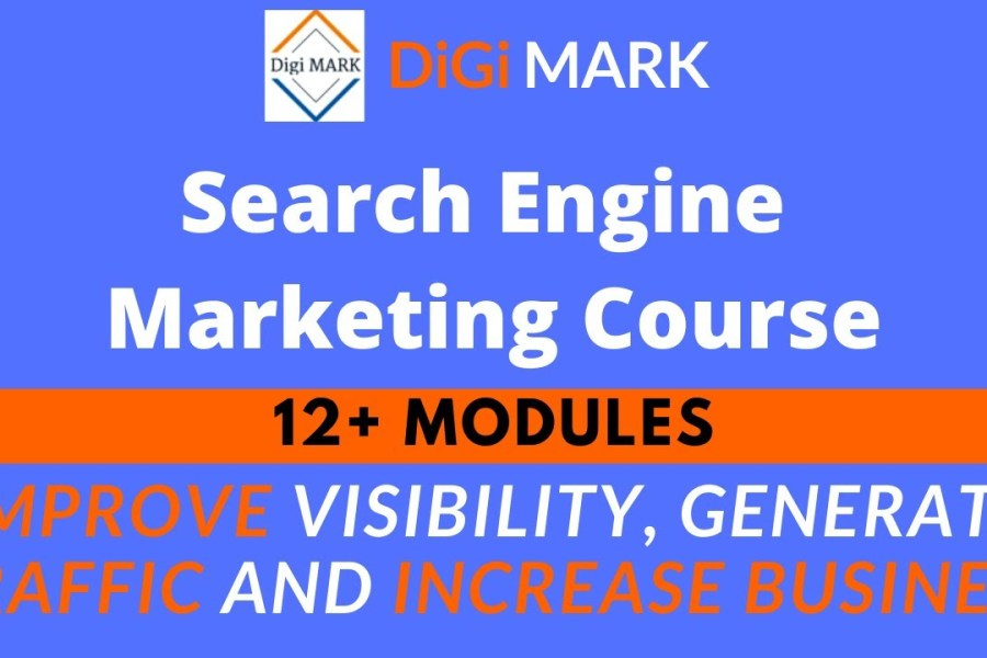 Search Engine Marketing Full Course 2020 - DiGi MARK