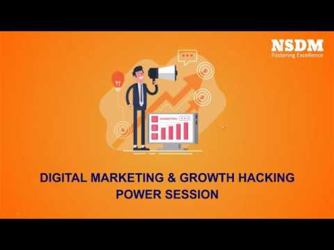 2 Hour Digital Marketing & Growth Hacking Session (Online Training)