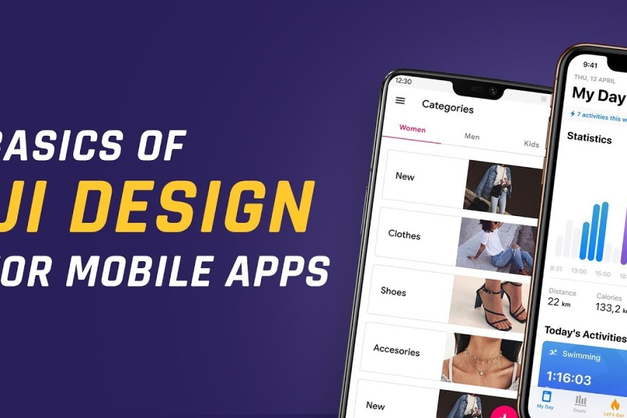 Basics of UI Design for Mobile Apps - Artboard Size, Screen Density and Resolution for Beginners
