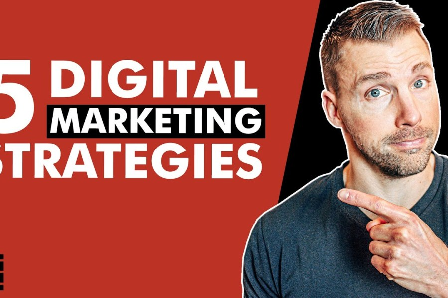 Digital Marketing for Beginners: 5 Strategies That Work | Adam Erhart