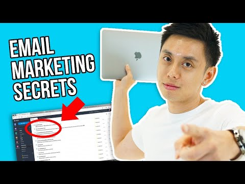 Email Marketing - Simple List Building Tips to Explode Your List (Traffic Secrets #3)