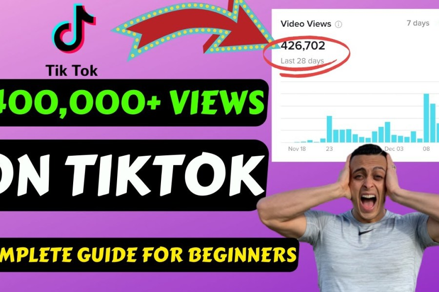 HOW TO USE TIKTOK FOR BUSINESS - How I got 400,000+ Views My first 30 days (TIK TOK Marketing Hacks)