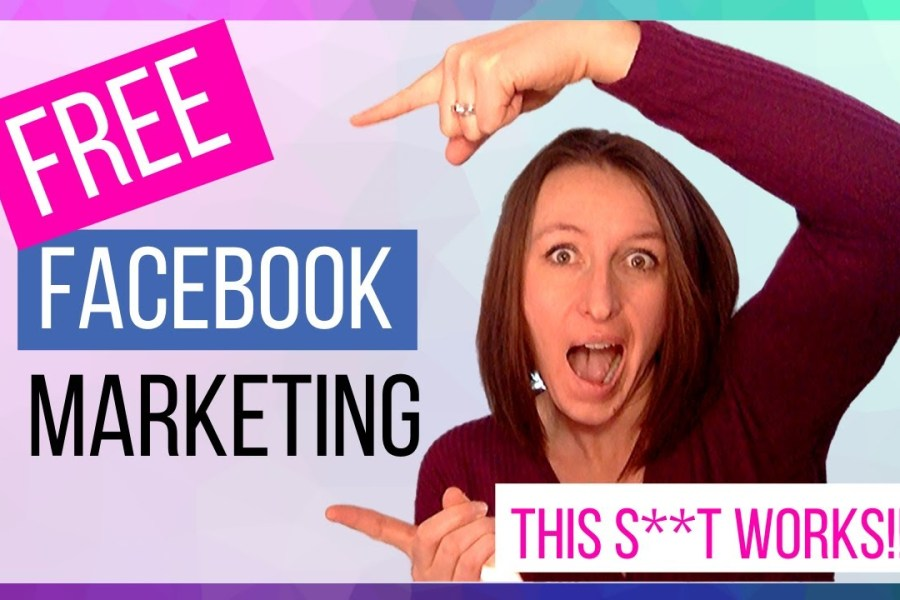 Best Facebook Marketing Strategy - 100% free - No ads!
