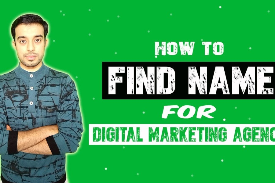Digital Marketing Agency Name | How To Find Best Digital Marketing Company Name By Dmarketing Wall