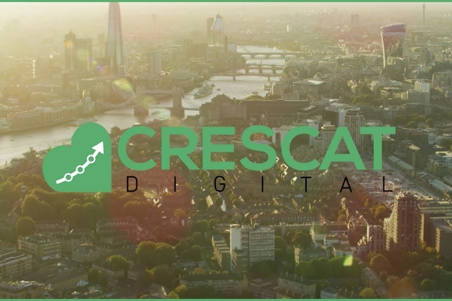 Digital Marketing Agency Services Promo - Crescat Digital