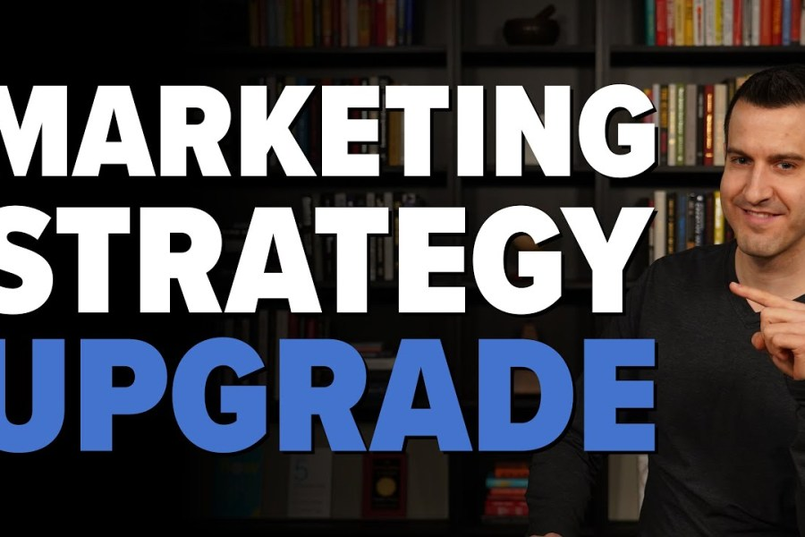 How To UPGRADE Your Marketing Strategy For Long-Term Growth - Tip 7 of 21
