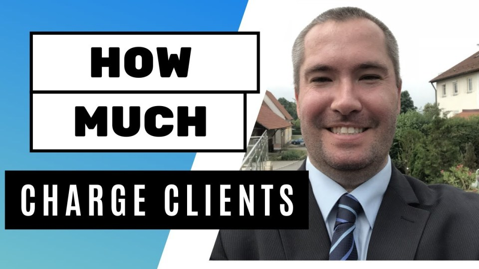 How much should I charge for my digital marketing consultancy work