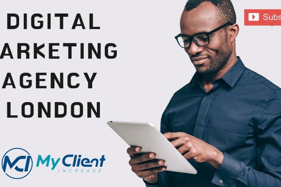 MCI - DIGITAL MARKETING AGENCY LONDON