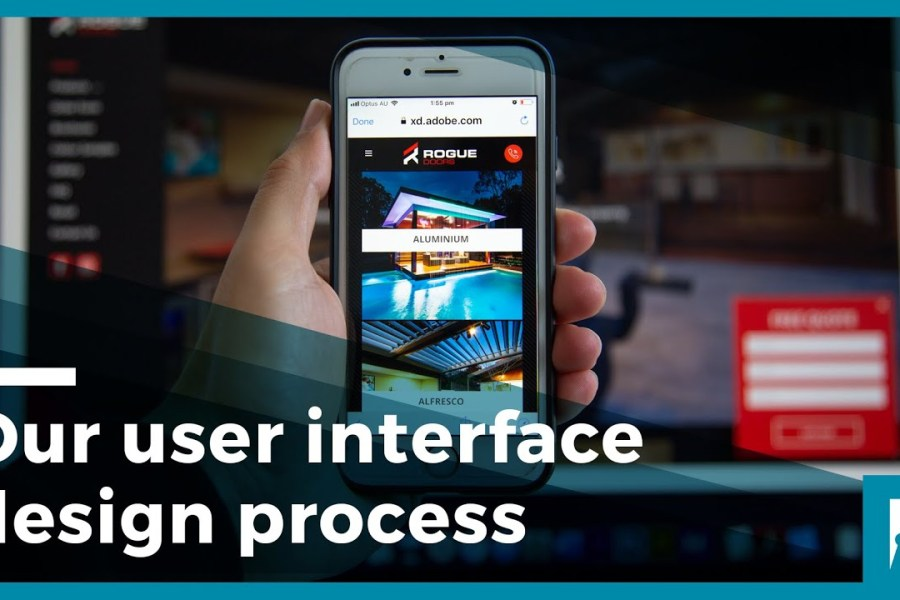 Our user interface design process 2020