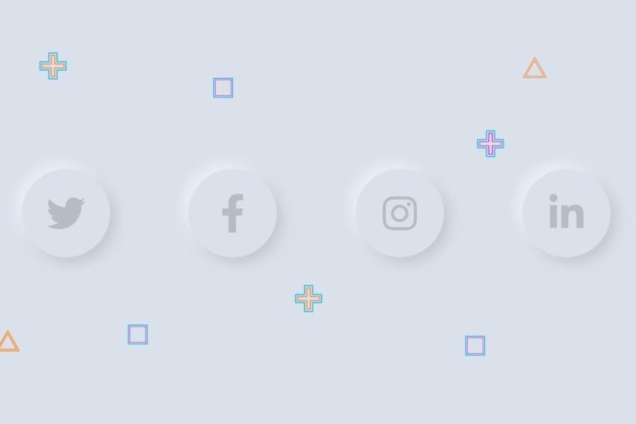 Popular Web Design Trend in 2020: Neumorphism | Soft UI