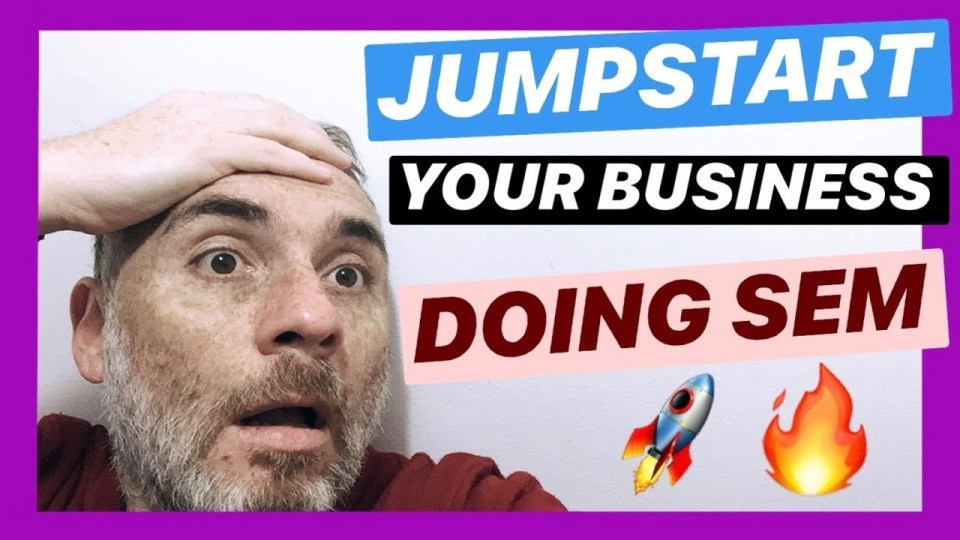 Search Engine Marketing (SEM) Explained Easy And Fast [For 2019]