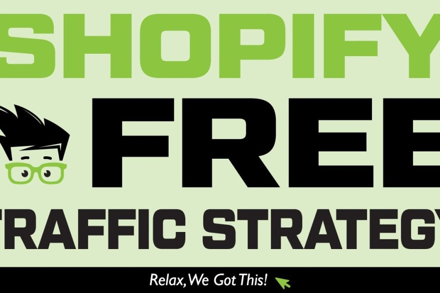 Shopify Free Traffic Strategy + Facebook Marketing