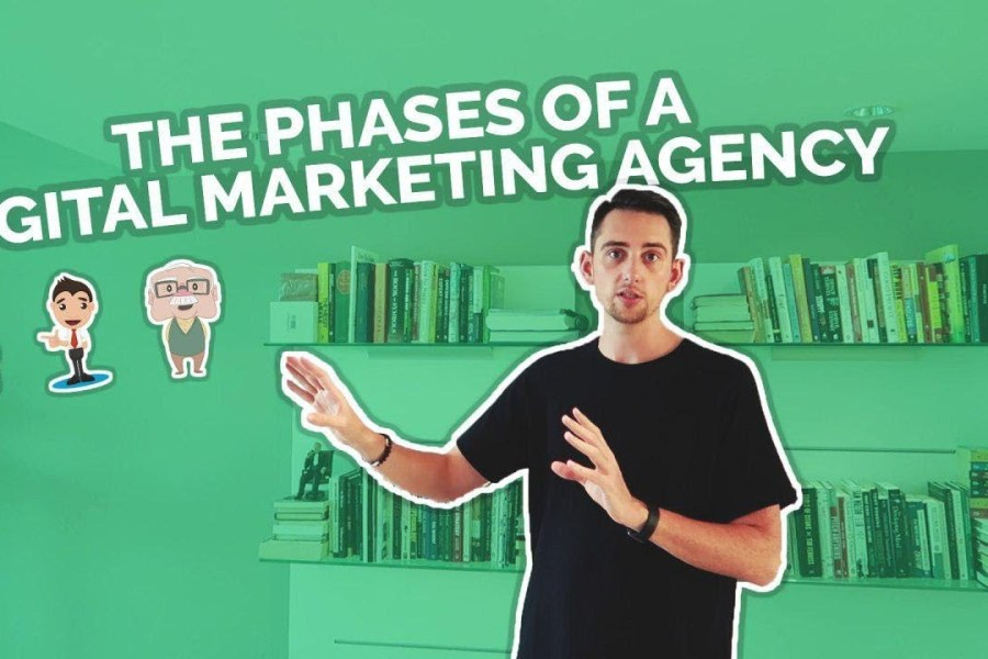 The Phases Of Running A Digital Marketing Agency