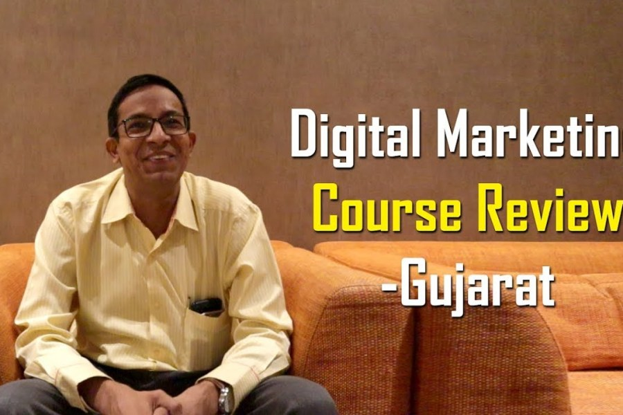 Digital Marketing Course Review by Gulab- CEO, TechNet Consultancy, Gujarat | The Marketing Nerdz