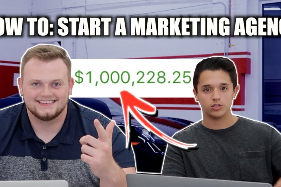How He Built A 7-Figure Digital Marketing Agency! (At 19)