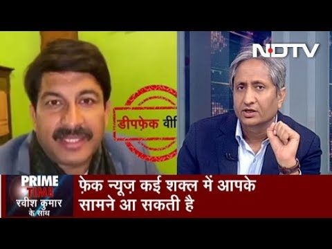 Prime Time With Ravish Kumar, Feb 20, 2020 | Social Media Now A Medium Of Propagating Falsehood?