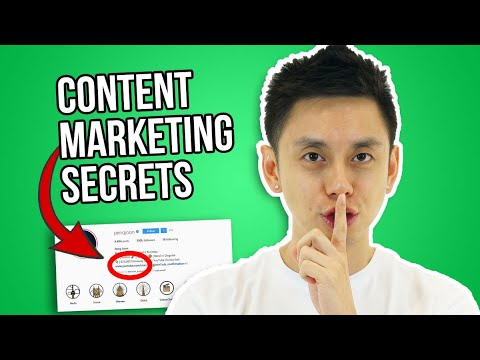 The Best Content Marketing Strategy - Get a Limitless Amount of Organic Traffic (Traffic Secrets #4)