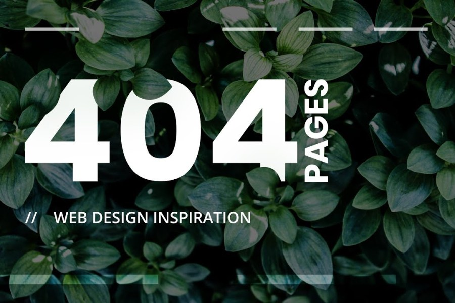 Web Design Inspiration: Creative 404 Page Design Examples That Stand Out | TemplateMonster