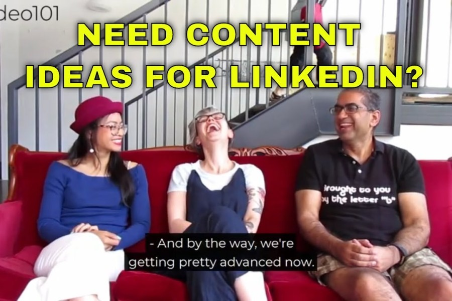 Creating Content For LinkedIn | LinkedIn Marketing Strategy  |  Tips from 3 Top Creators