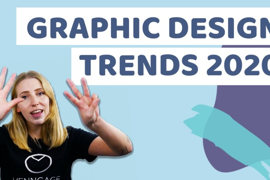 Graphic Design 2020: The BIGGEST graphic design trends 2020